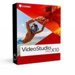 Program za video animacije Corel Video Studio Pro X10