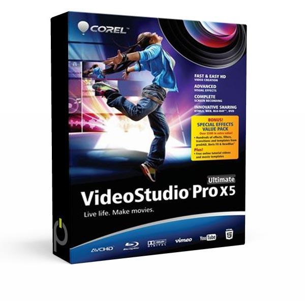 Corel Video Studio Pro X5 Ultimate