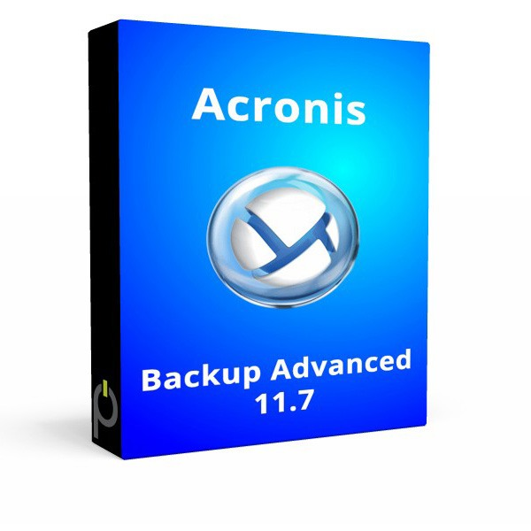 Acronis Backup Advanced 11.7