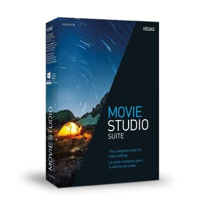 Video editovanje VEGAS Movie Studio 14 Suite