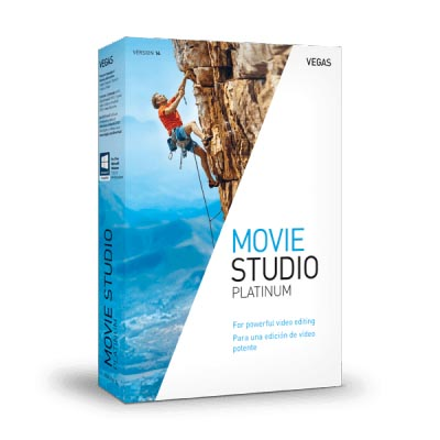 Program za video montazu VEGAS Movie Studio 14 Platinum
