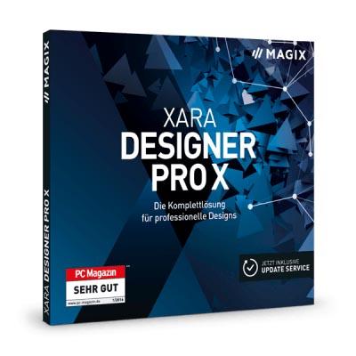 Profesionalni grafički dizajn XARA Designer Pro X