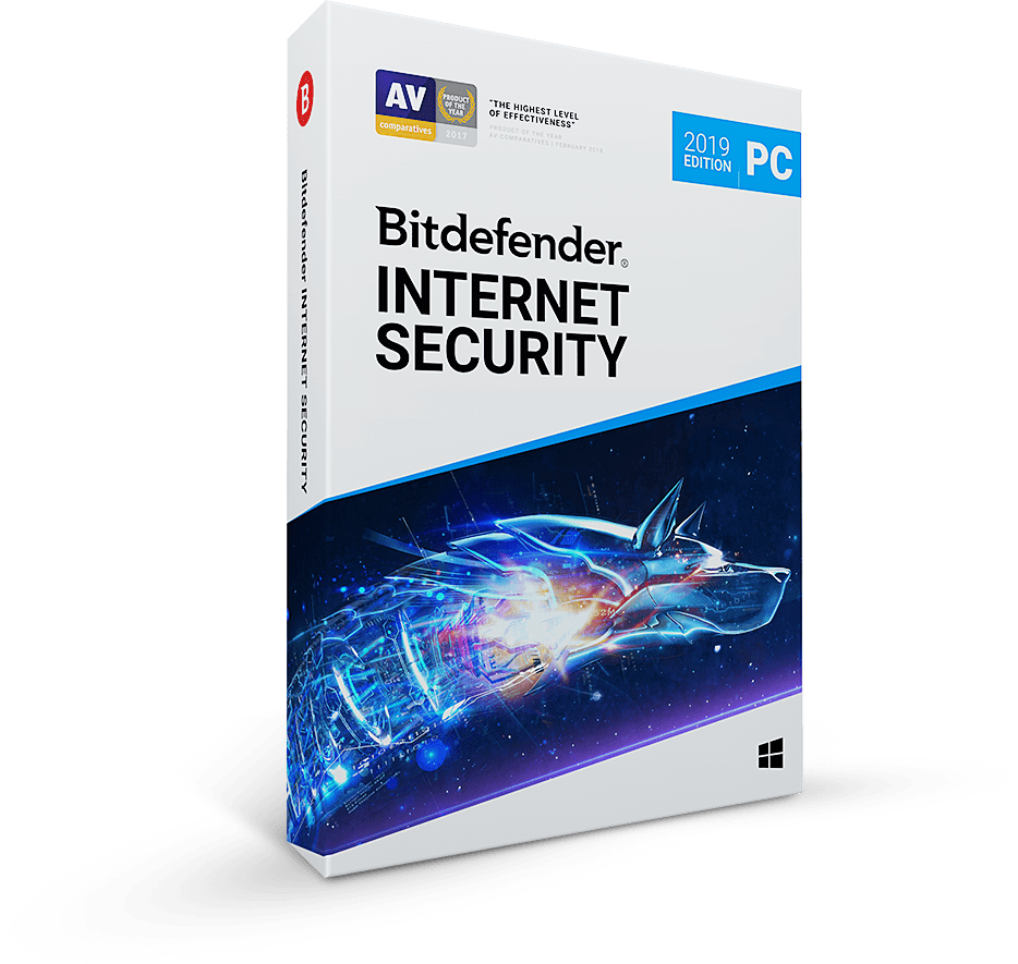 Bitdefender Internet securiity 2019